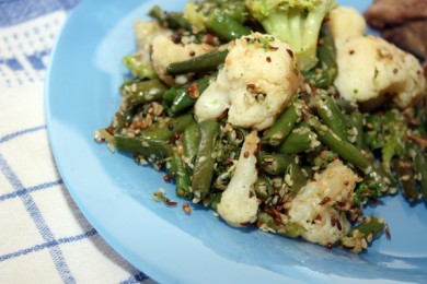 Рецепт Ароматные овощи