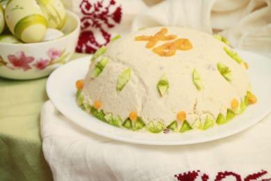 Рецепт Пасха заварная (превкуснейшая)