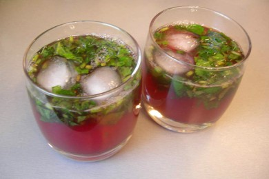Рецепт Безалкогольный мохито