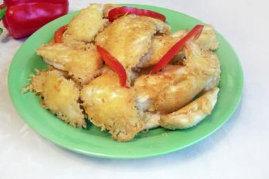 Рецепт Куриные наггетсы