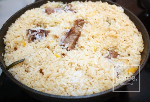 Бараньи ребрышки с рисом в мультиварке рецепт с фото