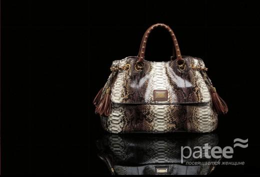 Осенняя коллекция сумок Dolce&Gabbana.