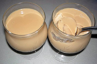 Рецепт Чайное суфле