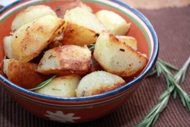 Рецепт Картошка с розмарином