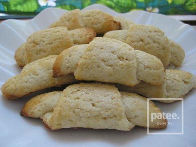 Печенье домашнее, рецепт