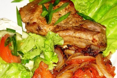 Мясо в соевом соусе