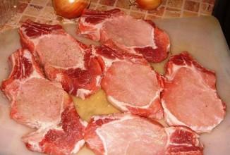 Мясо в соевом соусе - Шаг 1