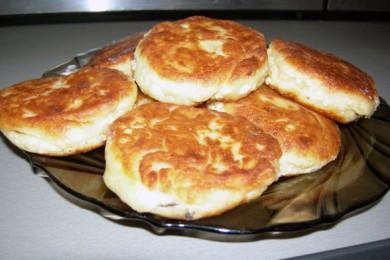 Рецепт Ванильные сырники