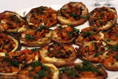 Рецепт Баклажаны по-гречески