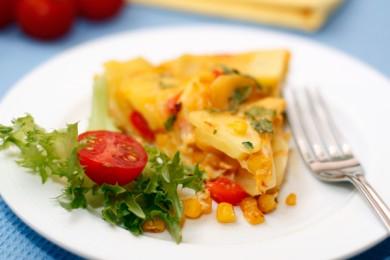 Рецепт Испанская тортилья
