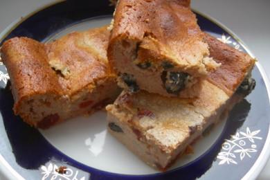 Рецепт Сдобный творожный пирог