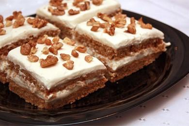 Рецепт Гречневый торт