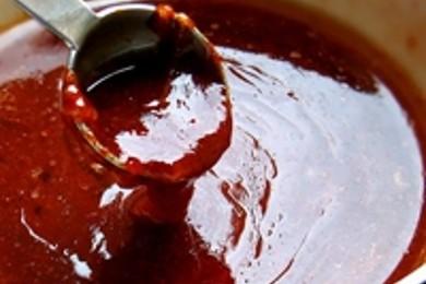 Рецепт Испанский соус с вином и грибами