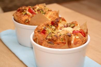 Рецепт Суфле с креветками