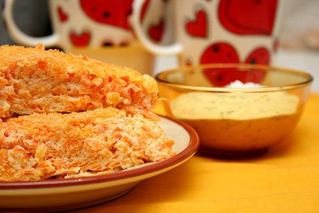 Творожно-морковная запеканка в мультиварке рецепт с фото пошагово