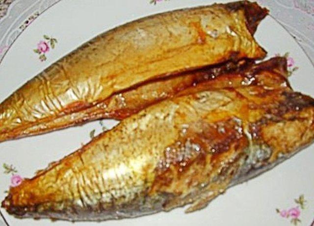 Рецепт копчение рыбы в аэрогриле