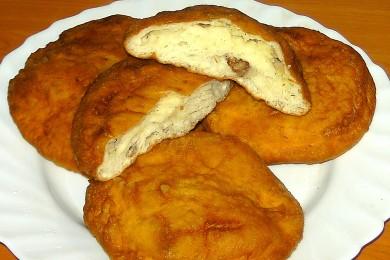 Рецепт Беляши с картофелем