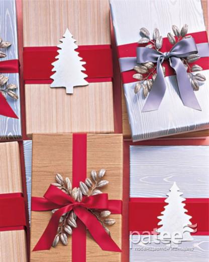 Как красиво украсит подарки