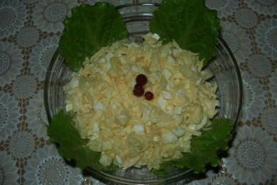 "Рецепт Салат ""Дамский"""