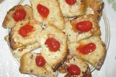 Рецепт Вкусненькие гренки!