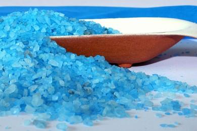 Лечебное действие солей для ванн