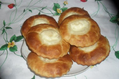 Рецепт Шанежки