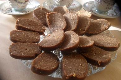 Рецепт Кондитерская колбаска