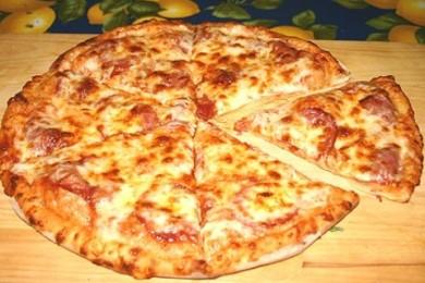 Рецепт Пицца творожная (любимая)