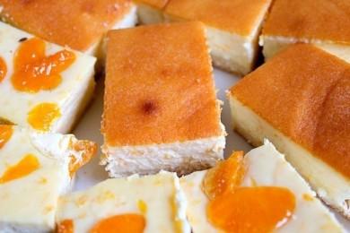 Рецепт Мандариновый торт