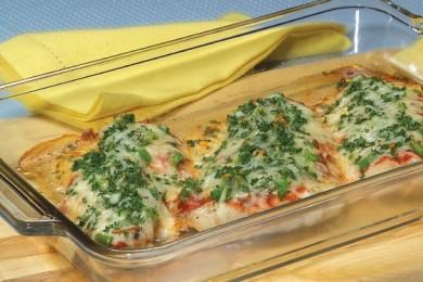 Рецепт Рыбная быстро-пицца
