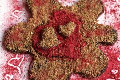 Рецепт  Брауни - Шоколадная любовь