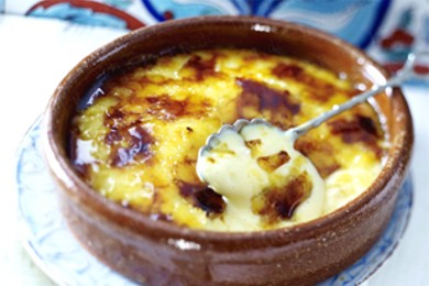 Рецепт Крем каталана