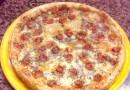 Пирог с помидорами и анчоусами