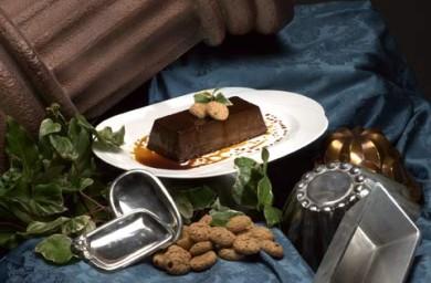 Рецепт Бонет - десерт из Пьемонта