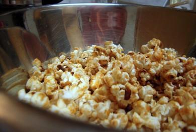 Рецепт Домашний карамельный попкорн