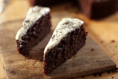 Рецепт Шоколадный торт со свеклой