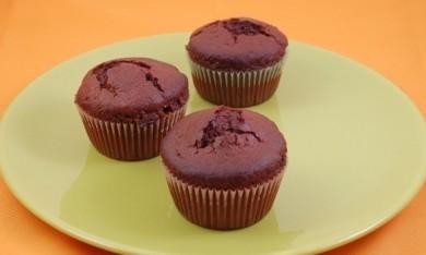 Рецепт Маффины с белым шоколадом