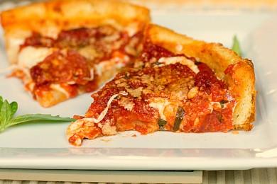 Рецепт Пицца по-чикагски