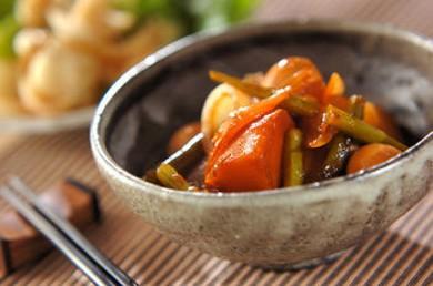 Рецепт Картофель отварной с устричным соусом