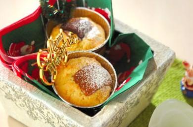 Рецепт Шоколадно-карамельные мини-торты