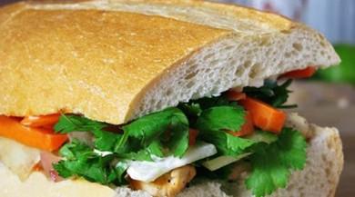 Рецепт Вьетнамский  сэндвич