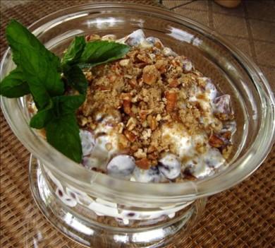 Рецепт Виноградный салат