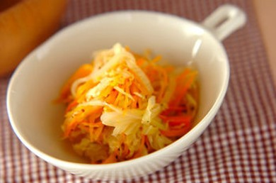 Рецепт Горячий салат-солянка