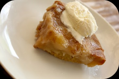 Рецепт Кокосовый пирог со сливками