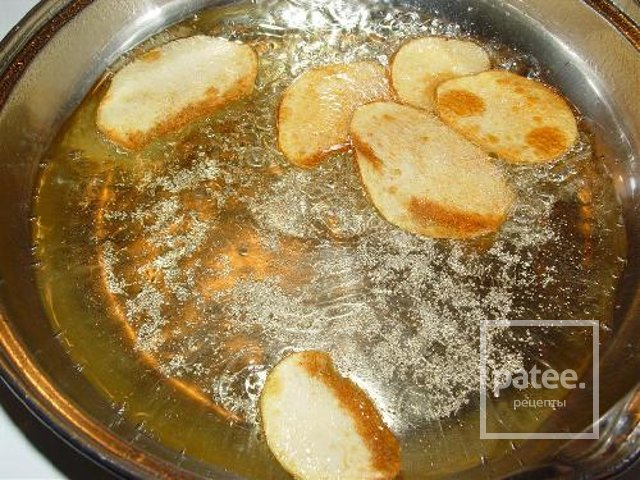 Как пожарить картофельные чипсы в домашних условиях - Leo-stroy.ru