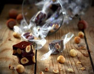 Рецепт Шоколадные карамельки