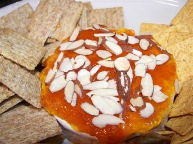 Рецепт Запеченный бри с абрикосами