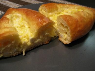 Рецепт Грузинское хачапури с итальянским сыром