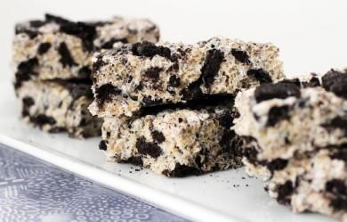 Рецепт Домашнее печенье с рисовыми криспами