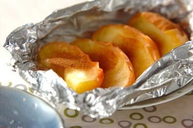 Рецепт Яблоки, запеченные в фольге